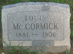 Louis Everett McCormick