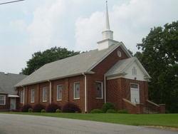 Cherokee Springs Baptist Church Cemetery