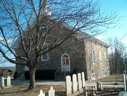Saint Mark's Episcopal Church Cemetery