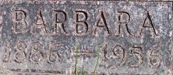 Barbara <i>Oswald</i> Erb