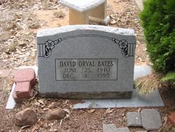 David Orville Bates