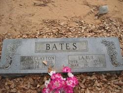 Hortense LaRue <i>Nettles</i> Bates