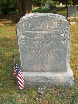 Pvt William C. Clayton