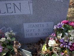Juanita <i>Scruggs</i> Allen