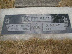 Arthur Willis Duffield