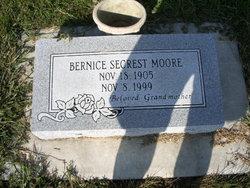 Bernice <i>Secrest</i> Moore