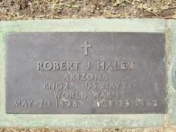 Robert J Haley