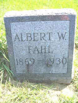 Albert W. Fahl