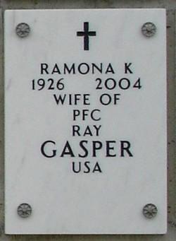 Ramona Kenneday <i>DeGraffenreid</i> Gasper