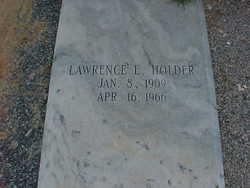 Lawrence F. Holder