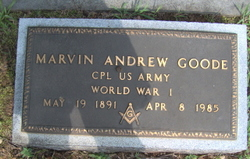 Marvin Andrew Goode