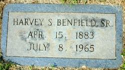 Harvey ''Harv'' Sylvanus Benfield