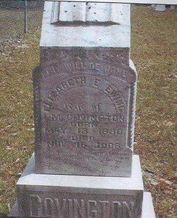 Elizabeth Everett <i>Ewing</i> Covington