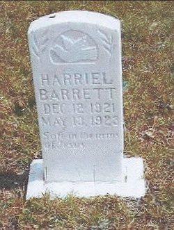 Harriel Barrett
