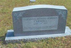 Lucinda Bonds <i>Jordan</i> Carroll
