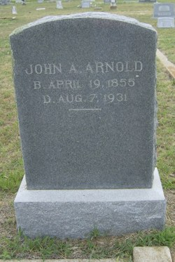 John A Arnold