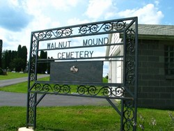Walnut Mound Cemetery