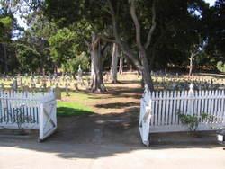 Mare Island Cemetery