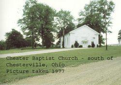 Chester Baptist Cemetery