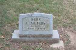 Kerr Cemetery