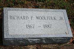Richard Franklin Dick Woolfolk, Jr