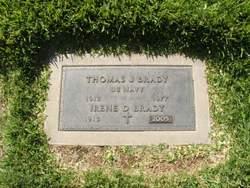 Thomas Joseph Brady