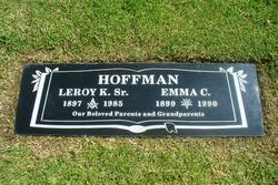 Emma Christine Granny <i>Hatch</i> Hoffman