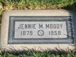 Jennie M. Moody