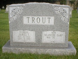 Blanche M <i>Earp</i> Trout