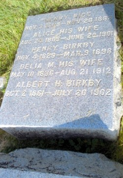 Henry Birkby