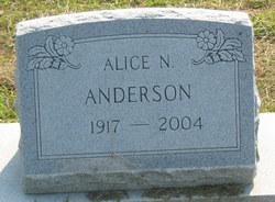 Alice N. Anderson
