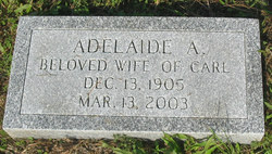 Adelaide A. Hoffman