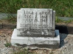 Leila A <i>Bolling</i> Argo