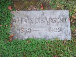 Alexis D. Sargent