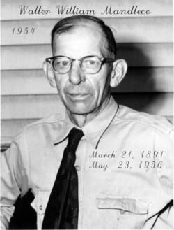 Walter William Mandleco