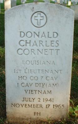 Donald Charles Cornett