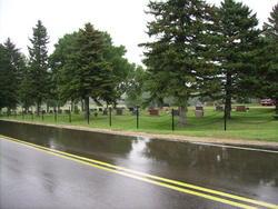 Tracy Community Cemetery