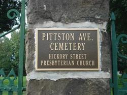 Pittston Avenue Cemetery