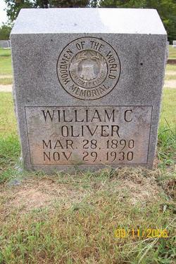 William Critt Oliver