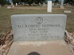 Eli Robert Huffman, Sr