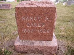 Nancy A <i>Osborn</i> Baker