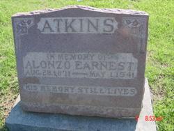 Alonzo Earnest Atkins