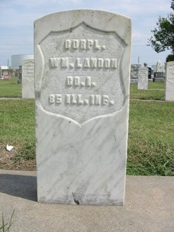 Corp William Landon