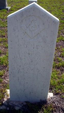 Aaron D. Key