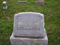 Catherine Cecilia Leasure