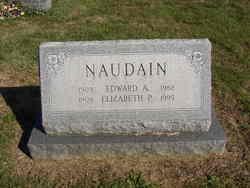 Edward Arnold Naudain