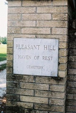 Pleasant Hill Haven of Rest Cemetery