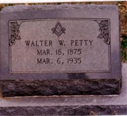 Walter William Petty