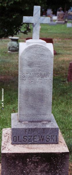 Stanislaw Frank Stanley Olszewski