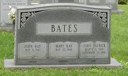 John Patrick Bates